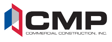 Logo, CMP Commercial Construction, LLC, Commercial Construction Contractors in Fort Worth, TX